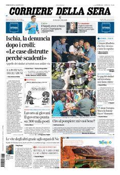 Corriere della Sera // 23/08/2017 //