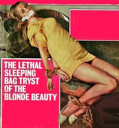 The Lethal Sleeping Bag Tryst by peterpulp