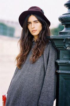 Vanessa Jackman: Paris Fashion Week SS 2014....Chiara