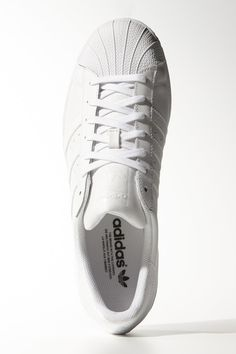 Superstar shoes ($80) by Adidas, adidas.com If you're already sick of Stan Smiths, cop some all-white Shelltoes, which are quickly becoming the sneaker of spring/summer 2015 for those in the know.   - Esquire.com