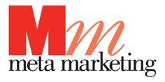Meta Marketing, logo design by Zelen Communications, Inc.