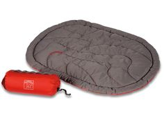 Sprocket needs somewhere to curl up in the Scamp...  Ruffwear Highlands Bed™ for Backpacking and Camping Dogs