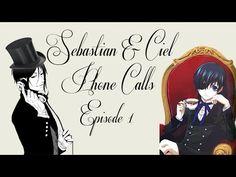 Sebastian & Ciel Prank Call Fangirls - YouTube