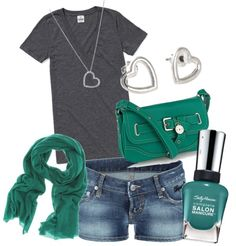 """""""Never Say Never!"""" by melaniebowman on Polyvore"""