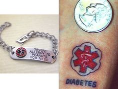type+1+diabetes+tattoo+designs | Tattoo Diabetes - LiLz.eu - Tattoo DE