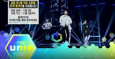 The Unit+ MYNAME-Ep.5 >The challenge towards their dream continues, Amazing performances & powerful vocals!😲😲😲 A seven-years idol, MYNAME joins The Unit😃!!