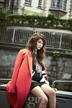 Actress Ha Yeon Soo for Vogue Girl  || HYSxVG ∞
