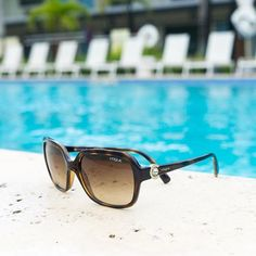 With summer on the horizon, the only shades you need poolside are from our Circled C collection. With a dash of shimmer, they're the ultimate on-the-go accessory.