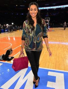 0436008ab6c Lala Anthony! We are going to work this outfit as well! Stay tuned Virgos