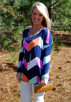 We KNOW you will love this piko! Our model is 5'4 and is wearing a small.