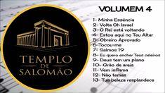 CANTADAS NO TEMPLO DE SALOMAO VOL.  4 JEJUM DE DANIEL