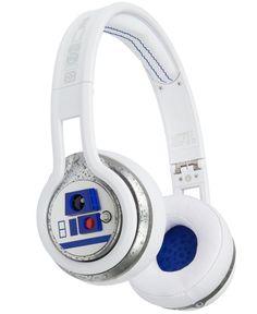Sms Audio Over-Ear Star Wars R2-D2 Headphones
