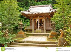 Small Japanese Shrine - Bing Images