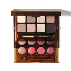 Bobbi Brown Cosmetics Holiday Gift Giving 2014: Deluxe Lip & Eye Palette