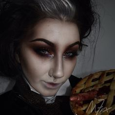 sweeney todd makeup - Google Search