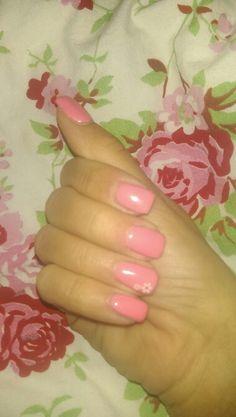 Nails. Spring.
