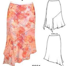 Amazing Sewing Patterns Clone Your Clothes Ideas. Enchanting Sewing Patterns Clone Your Clothes Ideas. Tango Dress, Draped Skirt, Types Of Skirts, Skirt Patterns Sewing, Fashion Sewing, Dance Outfits, Sewing Clothes, Trends, Clothes For Women