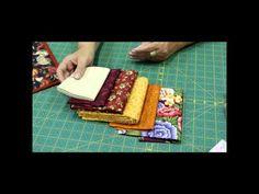 Patchwork Sem Segredos Aula 43: BOLSA LISTRADA (Ana Cosentino) - YouTube