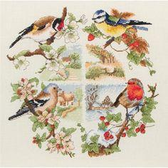 Uccellini 4 Stagioni,