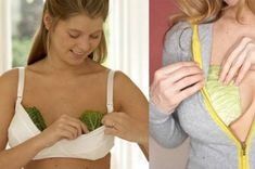 The popular trend of placing cabbage leaves on the breasts was started by the European and American women. And the purpose on that 'trend' is to relieve the pain and discomfort that is caused when Cabbage Leaves, What Happens When You, Alternative Health, American Women, Healthy Smoothies, Hair Loss, Food Hacks, Gardening Tips, Breastfeeding