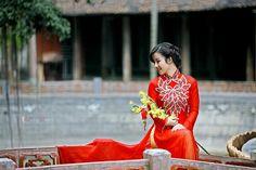 Luong Thu Ha (6)   Áo Dài Việt Nam - Tôn vinh vẻ đẹp Việt!  …   Flickr