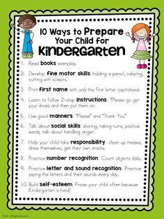 Printable Pre K Flashcards - Preschool Learning Online Kindergarten Orientation, Kindergarten Readiness, School Readiness, Kindergarten Preparation, Kindergarten Ready Checklist, Parent Orientation, Kindergarten Newsletter, Preschool At Home, Preschool Kindergarten