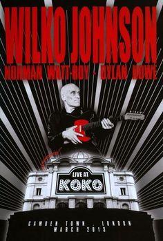 Wilko Johnson: Live at Koko [DVD] [2013]