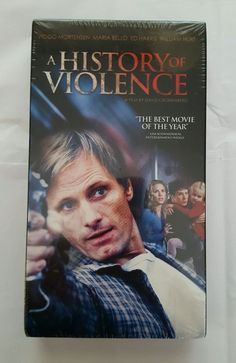 LAST MOVIE MADE FOR VHS Highly Collectible A History Of Violence Brand New RARE! in DVDs & Movies, VHS Tapes | eBay Christmas in July Shopping