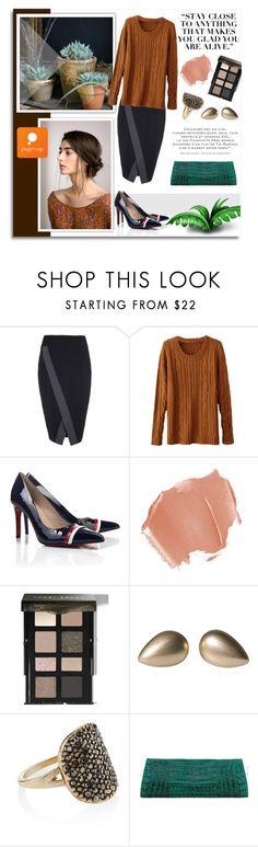 """Popmap 9"" by melissa-de-souza ❤ liked on Polyvore featuring moda, Bobbi Brown Cosmetics, Accessorize, women's clothing, women's fashion, women, female, woman, misses y juniors"