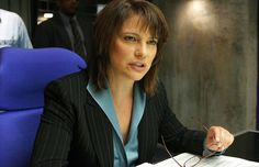 """In Memoriam 2015  Actress Alberta Watson, who had roles in """"24"""" and """"Nikita,"""" died at age 60 on March 21, 2015."""