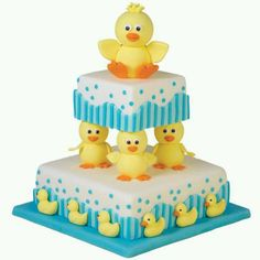 Baby shower... cute for a boy or girl..