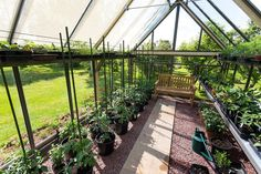 Superior Quality Greenhouses by Design | UK | Cultivar Greenhouses Greenhouse Cost, Winter Greenhouse, Greenhouse Plants, Greenhouse Growing, Modern Greenhouses, Victorian Greenhouses, Grand Designs Show, Southport Flower Show, Hampton Court Flower Show