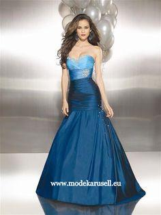 Cocktailkleid Abendkleid Lang Blau Braun Pink www.modekarusell.eu Abendkleid  Lang Blau, Kleider a7557059b1