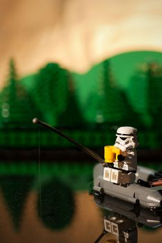 What stormtroopers do on a day off