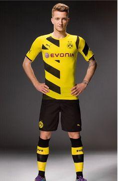 Camiseta Dortmund 1 Equipacion 2014-2015