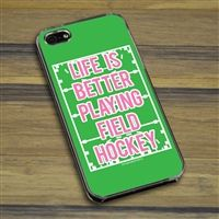 You love your smartphone, you love field hockey, why not put the two together?