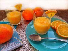 Isteni orange curd, azaz angol narancskrém | Konyhalál Cantaloupe, Orange, Fruit, Food, Meal, The Fruit, Essen, Hoods, Meals
