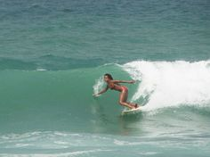 Imani Wilmot...want to learn to surf