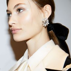 An up-close look at the sparkling finery from the show.