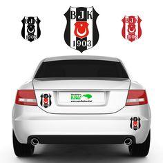 #Besiktas #Logo #Autoaufkleber