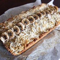 Chai Spiced Coconut Banana Bread