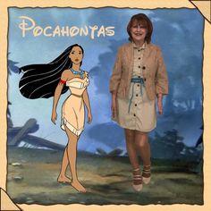 Disney Movie, Disney's Pocahontas, Pocahontas Disneybound, Disney Princess, Disney Princess Disneybound, Beige Jacket Disneybound, Beige Dress Disneybound, Disneybound Beige, Disneybound Blue