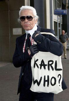Love Karl :)