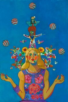 Kathy Sosa.  Life is a Circus On My Mind