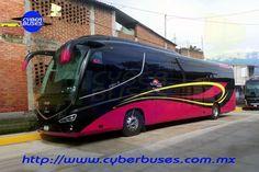Scania irizar i8 turismar México Luxury Bus, Roads