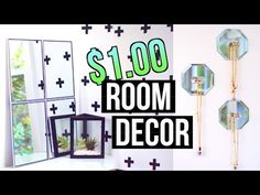 DIY Home Decor easy to contempory tricks - Truly easy but inspiring ideas to fashion a wonderful and refreshing do it yourself home decor ideas dollar stores . Image suggested on this moment 20190117 , Decorating reference id 6189243457 Diy Dorm Decor, Diy Wall Decor, Decor Crafts, Diy Crafts, Dollar Store Crafts, Dollar Stores, Diy Room Decor Videos, Kids Room Organization, Do It Yourself Home