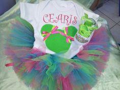 Customized tutu set for your newborn princess by: Danika Vaughn