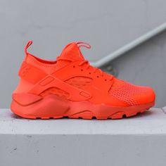 uk availability 1e2e4 63c31 Nike Men Air Huarache Run Ultra BR (total crimson total crimson  total  crimson)