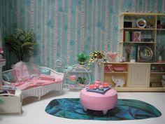 Living Room Diorama   Flickr - Photo Sharing!