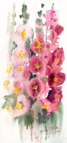 Flowers   Kaye Parmenter